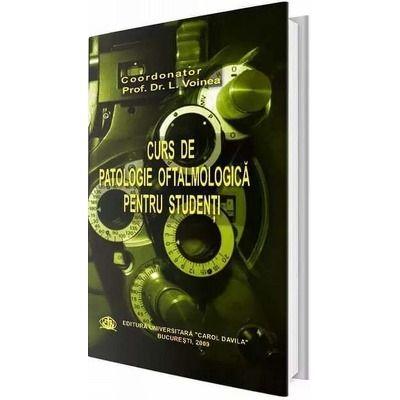 Curs de patologie oftalmologica pentru studenti