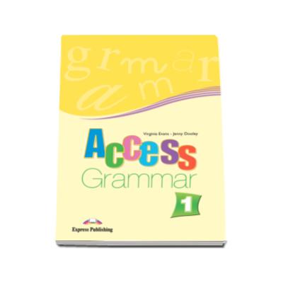 Curs limba engleza Access 1 Grammar. Carte de gramatica nivelul A1