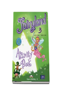 Curs pentru limba engleza. Fairyland 3. Caietul elevului pentru clasa a III-a