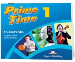 Curs pentru limba engleza. Prime Time 1, students CDs (2 CD)