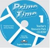Curs pentru limba engleza. Prime Time 1, Teachers Resource Pack CD-ROM, pentru clasa a V-a