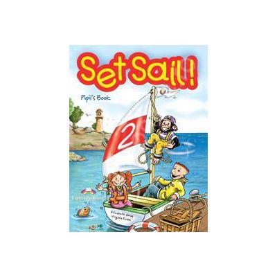 Curs pentru limba engleza Set Sail 2 manualul elevului