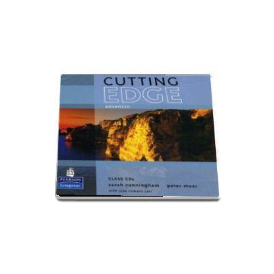 Cutting Edge Advanced Class CD 1-2 (Sarah Cunningham)