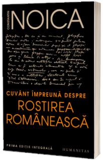 Cuvant impreuna despre rostirea romaneasca