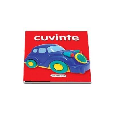 Cuvinte (carte cu pagini cartonate si imagini)