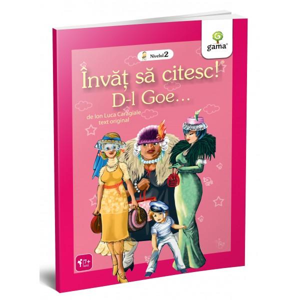 D-l Goe - Invat sa citesc (Nivelul 2)