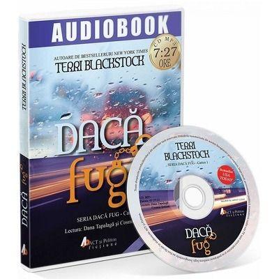 Daca fug. Volumul I. Audiobook