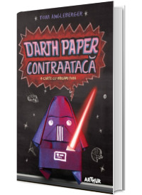 Darth Paper contraataca. O carte cu Origami Yoda
