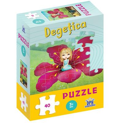 Degetica  - puzzle
