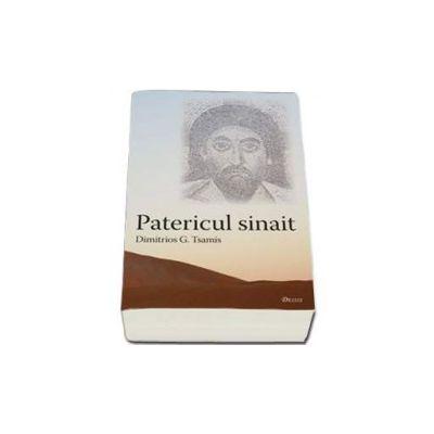 Patericul sinait - Editia a II-a (Dimitios Tsamis)