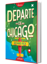 Departe de Chicago - editie hardcover