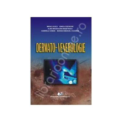 Dermato-Venerologie - Alecu Adrian