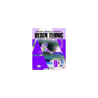 Desen tehnic - manual a IX-a profil tehnic-Lichiardopol
