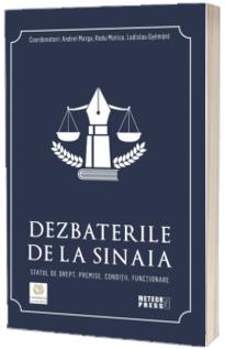 Dezbaterile de la Sinaia. Statul de drept. Premise, conditii, functionare