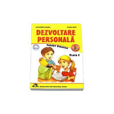 Dezvoltare personala, clasa I. Suport didactic