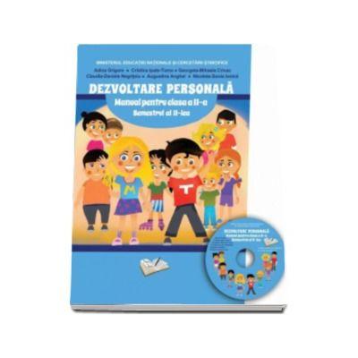 Dezvoltare personala manual pentru clasa a II-a, Semestrul al II- lea (contine CD cu manualul in format digital)