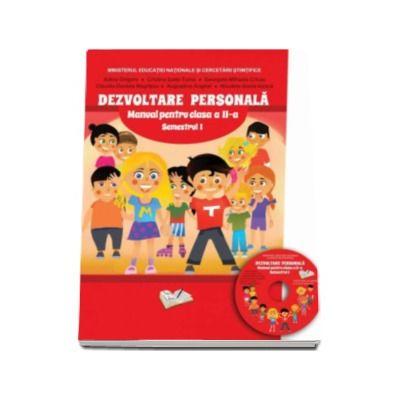 Dezvoltare personala manual pentru clasa a II-a, Semestrul I (contine CD cu manualul in format digital)