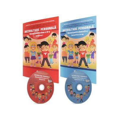 Dezvoltare personala manual pentru clasa a II-a, set 2 carti