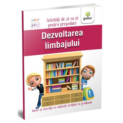 Dezvoltarea limbajului. Colectia activitati de zi cu zi