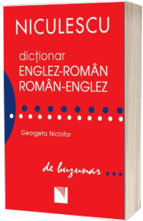 Dictionar de buzunar englez-roman / roman-englez