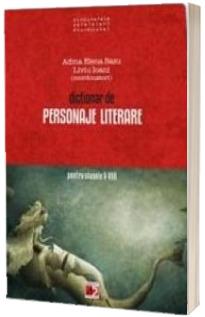 Dictionar de personaje literare pentru clasele V-VIII - Sasu Adina Elena