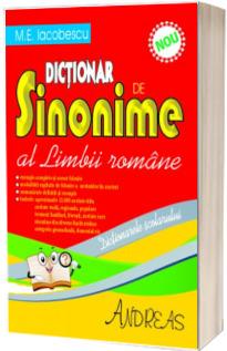 Dictionar de sinonime al Limbii Romane - M. E. Iacobescu