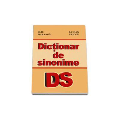 Dictionar de sinonime (Editia a II-a)