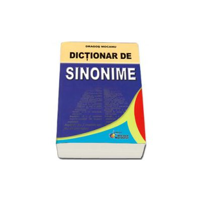Dictionar de sinonime (Dragos Mocanu)