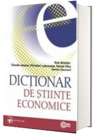 Dictionar de stiinte economice