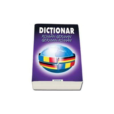Dictionar (dublu) Roman-German si German-Roman