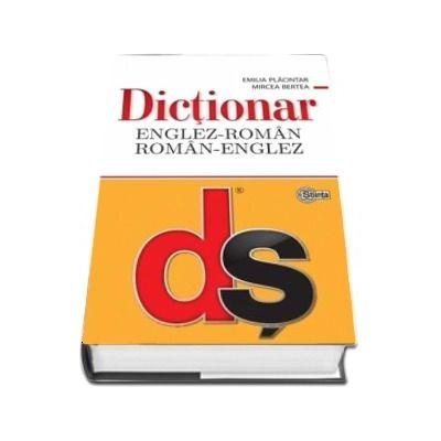 Dictionar Englez-Roman, Roman-Englez -  Placintar Emilia (Editia a II-a revazuta si completata cu minighid de conversatie)