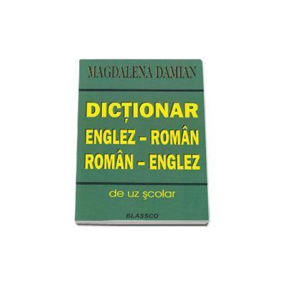 Dictionar Englez - Roman, Roman - Englez Scolar