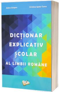 Dictionar Explicativ Scolar al Limbii Roma