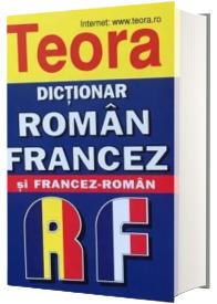Dictionar francez-roman, roman-francez de buzunar (coperta cartonata)