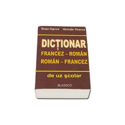 Dictionar francez-roman, roman francez de uz scolar