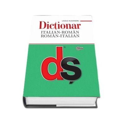 Dictionar italian-roman, roman-italian. Editia a II-a revazuta si completata cu minighid de conversatie