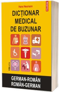 Dictionar medical de buzunar german-roman/roman-german - Editia a II-a