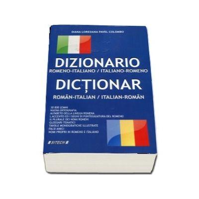 Dictionar roman-italin, italian-roman