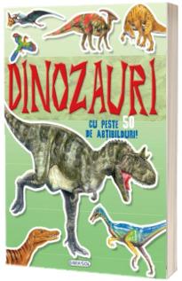 Dinozauri cu peste 50 de abtibilduri