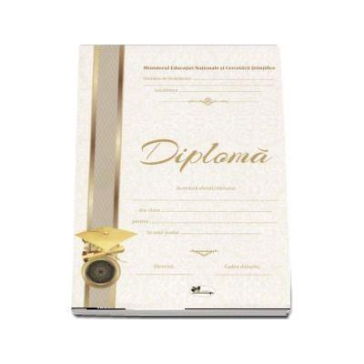 Diploma - Format A4, model D8-CEAS