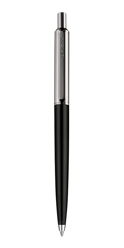 Diplomat Magnum - Equipment Black - pix metalic