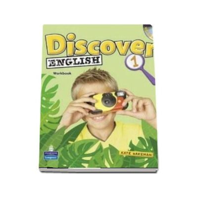 Discover English Global Level 1 Activity Book - Kate Wakeman