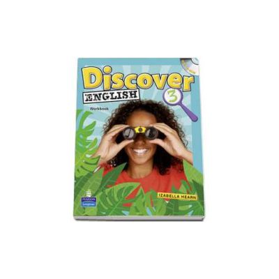 Discover English Global level 3 Activity Book with CD-Rom