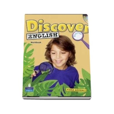 Discover English Global Starter Level Activity Book - Boyle Judy