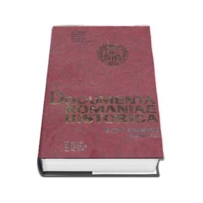 Documenta Romaniae Historica - B. Tara Romaneasca volumul XXIX (1643-1644)