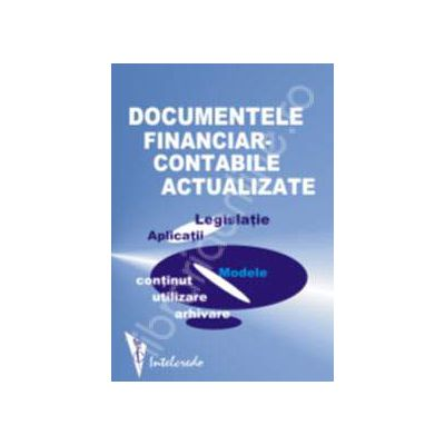 Documentele financiar-contabile actualizate 2010