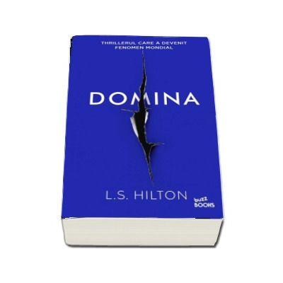 Domina - L.S.Hilton (Buzz Books)
