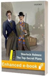 Dominoes One. Sherlock Holmes. The Top Secret Plans