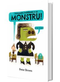 Domnisoara invatatoare e un monstru! - Editie Hardcover