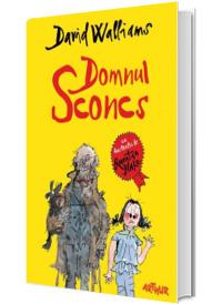 Domnul Sconcs - Editia Hardcover